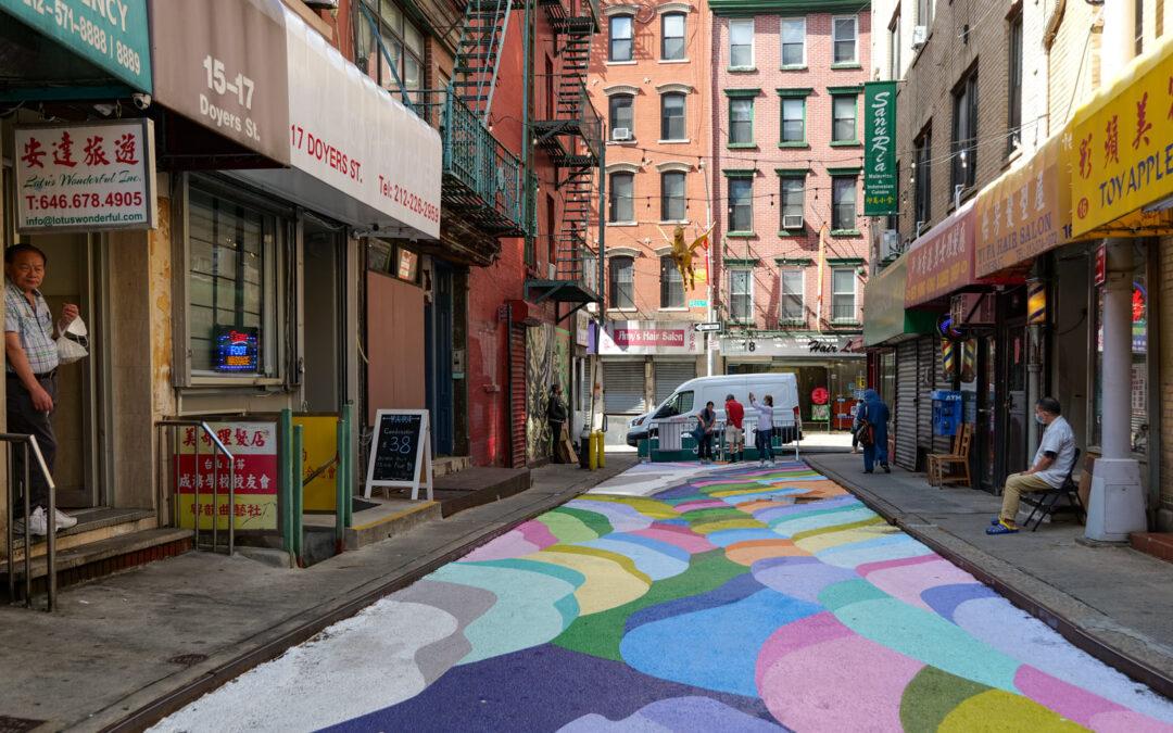 Манхэттен в начале июля