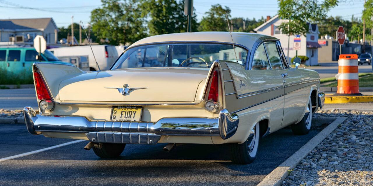 Старые автомобили – 32